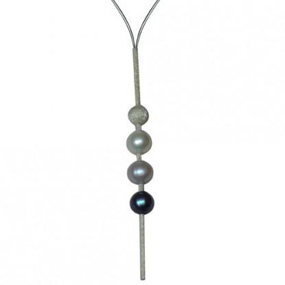 Collier Câble Farandole de Perles