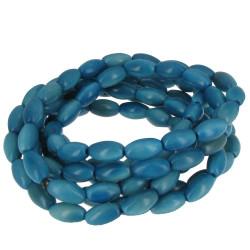 Collier ou Bracelet Elastique Graines de Tagua - Classics