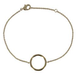 Bracelet Cercle Plaqué Or