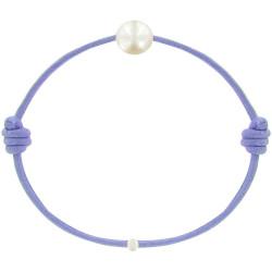 Bracelet Enfant La Perle Blanche des Petites Poulettes - Colors