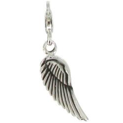 Charms Bracelet Argent 925 - Aile d'Ange - Argent