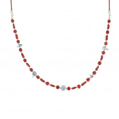 bijoux fantaisie colier cordon