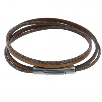 bracelet femme cuire