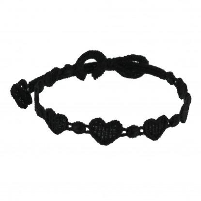 Cruciani Bracelet Dentelle Heartbeat