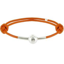 Bracelet Lien Bulle Argent - Colors