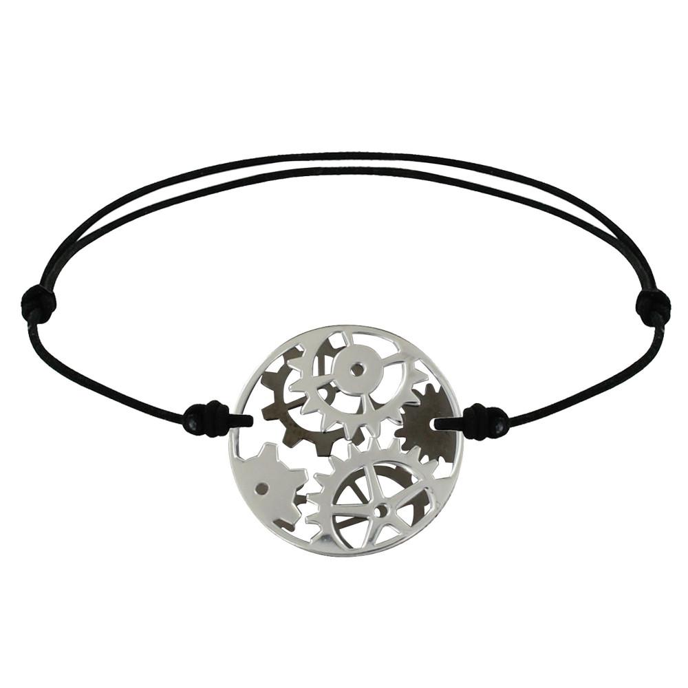 Bracelet en lien homme