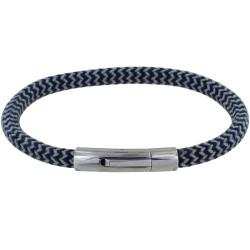 Bracelet Homme Chevrons Polyamide Rond