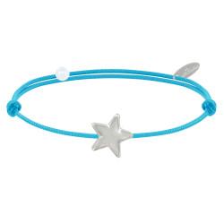 Bracelet Lien Etoile d'Argent - Colors