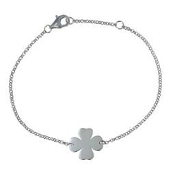 Bracelet Trèfle Argent 925