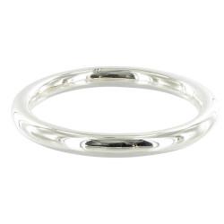 Bracelet Argent Jonc Taille Moyenne Diam. 6cm