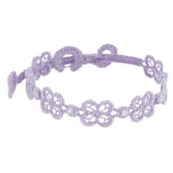 Cruciani Bracelet Dentelle Happy Lilas